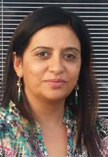 Latika Anand