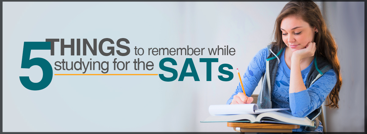 5 WAYS TO ACE YOUR SAT